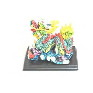 龍 カラフル 樹脂製 ひょうたん 総合運アップ 幸運のシンボル ryu
