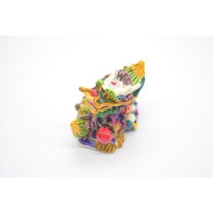 龍 カラフル 樹脂製 小 総合運アップ|ryu|02
