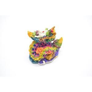 龍 カラフル 樹脂製 小 総合運アップ|ryu|04