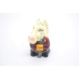 玉龍 西遊記 樹脂製置物 マスコット人形 7cm|ryu