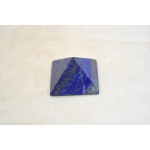 ラピスラズリ 瑠璃石 ピラミッド パワーストーン 天然石置物  小|ryu|02