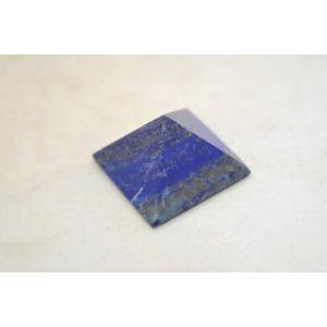 ラピスラズリ 瑠璃石 ピラミッド パワーストーン 天然石置物  小|ryu|03
