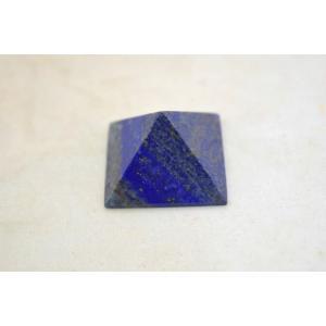 ラピスラズリ 瑠璃石 ピラミッド パワーストーン 天然石置物  小|ryu|04