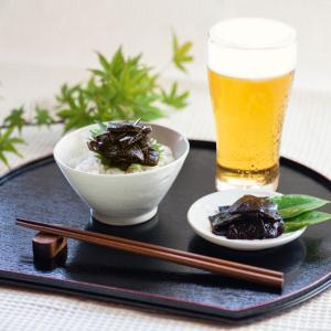 うず潮が育てた 茎わかめの旨煮 70g 丁井 のし|ryugu-choi