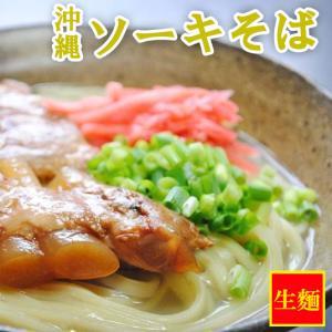 沖縄ソーキそば 2食分 お土産 敬老の日 ryugu