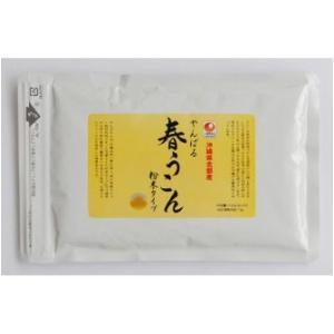 送料無料 ポイント消化 やんばる 春ウコンパウダー 粉末 100g サプリ スマートレター ryugu