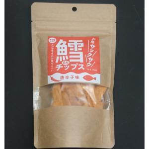 鱈チップス唐辛子味 20g|ryugudo