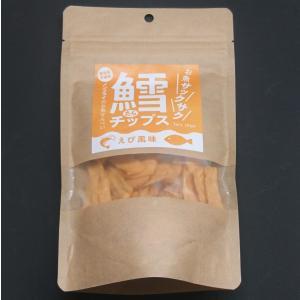 鱈チップスえび風味 20g|ryugudo