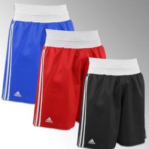 ■製品特徴 アディダス(adidas)ボクシングトランクス  競技用のシンプルなデザイン 柔らかくて...