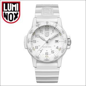 (レビューを書いて5年保証) 時計 ルミノックス LUMINOX 0327.WO (15) ジャイアント 腕時計 メンズ ホワイト ラバー 42mm T25表記 父の日|ryus-select