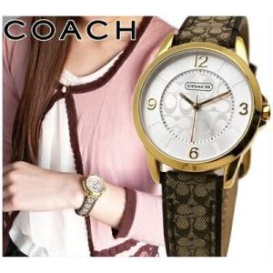 (5年保証) 時計 コーチ レディース腕時計 Classic Signature (クラシック シグネチャー) (14501613) イエローゴールド|ryus-select