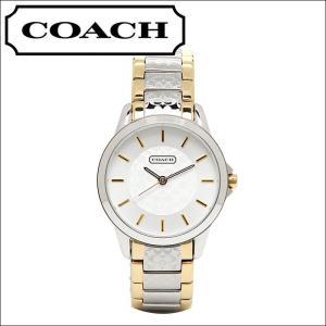 コーチ/レディース 時計 (14501610) シルバー×ゴールド|ryus-select