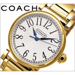 (5年保証) (クリアランス) コーチ COACH レディース 時計 ゴールド (14501720)|ryus-select
