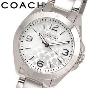 (5年保証) コーチ レディース 14501778 シルバー 腕時計 時計|ryus-select