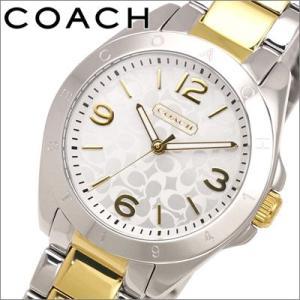 コーチ レディース  14501781/シルバー×ゴールドコンビ  腕時計 時計 ryus-select