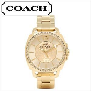 【商品入れ替えクリアランス】コーチ COACH レディース 時計 (14502148)ゴールド クリスタルベゼル|ryus-select