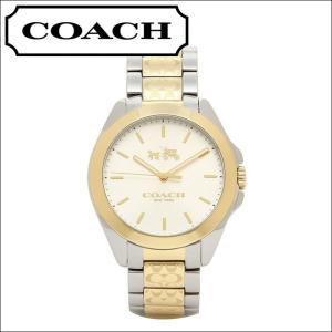 【商品入れ替えクリアランス】コーチ COACH レディース 時計 Tristen (トリステン)  (14502180)シルバー×ゴールド|ryus-select