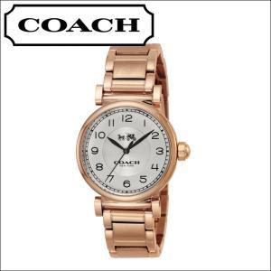 【商品入れ替えクリアランス】コーチ COACH レディース 時計 Madison (マディソン)   (14502395)ピンクゴールド|ryus-select