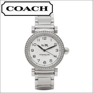 コーチ/レディース 時計 (14502396)シルバー/クリスタルベゼル ryus-select