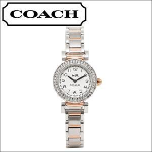 コーチ/レディース 時計 (14502404) シルバー×ピンクゴールド/クリスタルベゼル|ryus-select