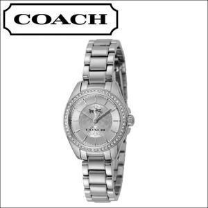 コーチ/レディース 時計 (14502464)シルバー/クリスタルベゼル|ryus-select