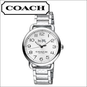 【商品入れ替えクリアランス】コーチ COACH レディース 時計 (14502495)シルバー 腕時計|ryus-select