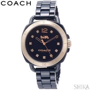 コーチ COACH 14502753時計 腕時計 ネイビー セラミック|ryus-select