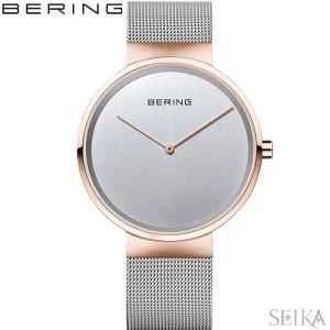 (レビューを書いて5年保証) (スプリングクリアランス) 時計 ベーリング 14539-060 (32) 腕時計 メンズ メッシュ 父の日|ryus-select