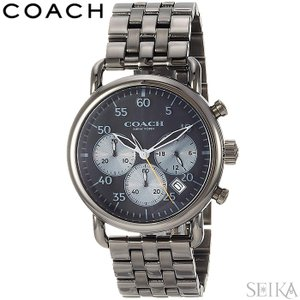 コーチ COACH 14602138時計 腕時計 メンズ ガンメタル クロノグラフ|ryus-select