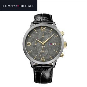 【商品入れ替えクリアランス】トミーヒルフィガー 1710357(145) メンズ 時計 腕時計  チャコールグレー ブラック ラバー|ryus-select