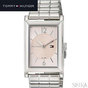 トミーヒルフィガー 1781835 (238)時計 腕時計 レディース ピンクベージュ シルバー|ryus-select