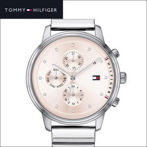 トミーヒルフィガー 1781904(185) レディース 時計 腕時計 サーモンピンク シルバー|ryus-select