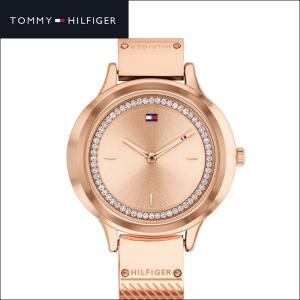 トミーヒルフィガー 1781911(177) レディース 時計 腕時計 ピンクゴールド|ryus-select