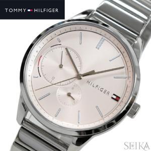 トミーヒルフィガー TOMMY HILFIGER 1782020(270)時計 腕時計 レディース シルバー ピンク ryus-select