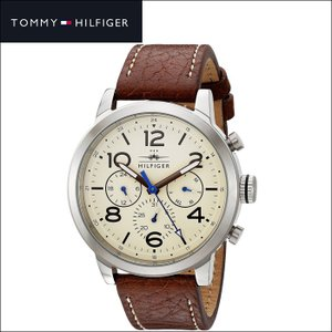 トミーヒルフィガー  1791230 (112)時計 腕時計 メンズブラウン レザー|ryus-select