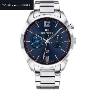 トミーヒルフィガー TOMMY HILFIGER 1791551(265)時計 腕時計 メンズ ネイビー 青い腕時計 ryus-select