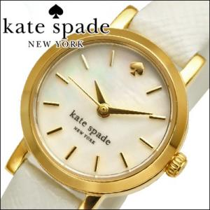 【当店ならお得クーポンあり】ケイトスペード レディース 腕時計 1YRU0422ゴールド/ホワイト/ホワイトシェル|ryus-select