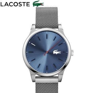 (レビューを書いて5年保証) (サマークリアランス) 時計 ラコステ LACOSTE 2010966 (125) 腕時計 メンズ ブルー 青い腕時計|ryus-select