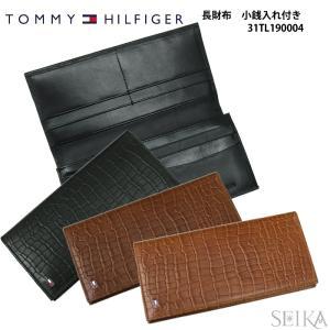【当店ならお得クーポンあり】トミーヒルフィガー 長財布 31TL190004 (18)(19)(20)メンズ レディース|ryus-select