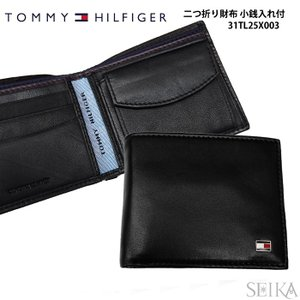 【当店ならお得クーポンあり】トミーヒルフィガー 二つ折り財布 31TL25X003(13) メンズ レディース サイフ|ryus-select
