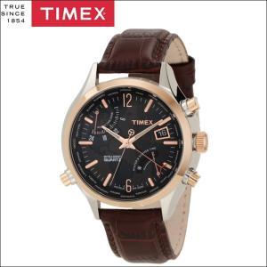 【商品入れ替えクリアランス】タイメックス TIMEX 時計 メンズ 腕時計 【T2N942(44)】インテリジェントクォーツ ピンクゴールドの腕時計|ryus-select