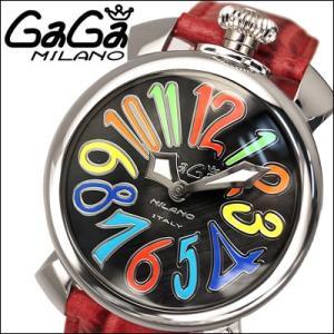 【商品入れ替えクリアランス】(特典付き) ガガミラノ GaGa MILANO 時計 腕時計 5020.02 メンズ|ryus-select