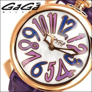 【商品入れ替えクリアランス】(特典付き) ガガミラノ GaGa MILANO 時計 腕時計 5021.4 5021 04 メンズ|ryus-select