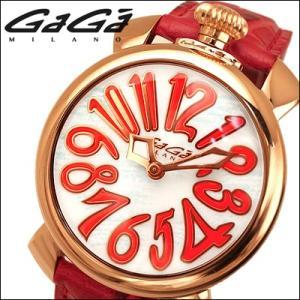 【商品入れ替えクリアランス】(特典付き) ガガミラノ GaGa MILANO 時計 腕時計 5021.5 5021.05 メンズ|ryus-select