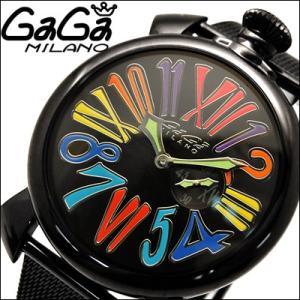 ガガミラノ GaGa MILANO 時計 腕時計 5082.1 ryus-select