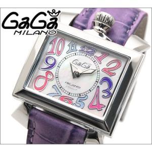 【商品入れ替えクリアランス】(特典付き) ガガミラノ GaGa MILANO 時計 腕時計 6030.7 メンズ|ryus-select
