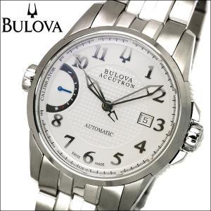 ブローバ BULOVA 63B161(7) 時計 腕時計 メンズ 自動巻き|ryus-select