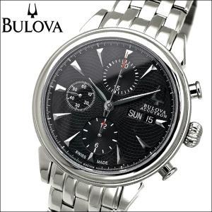 ブローバ BULOVA 63C106(8) 時計 腕時計 メンズ 自動巻き|ryus-select