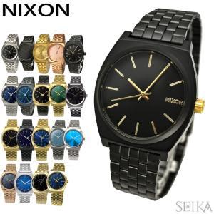 NIXON ニクソン タイムテラー A045 全20色時計 腕時計 メンズ レディース|ryus-select