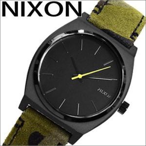 時計 NIXON ニクソン タイムテラー A045-3054 腕時計 メンズ レディース